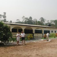 Camp Main House